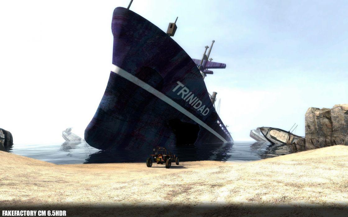 Half-Life 2 wallpaper