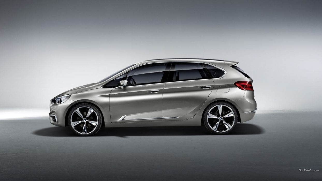 BMW cars concept car BMW Active Tourer wallpaper