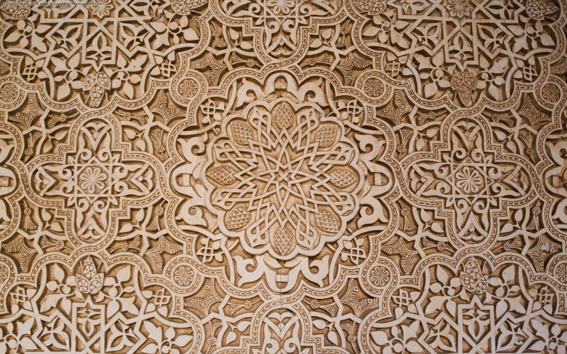 arabesque wallpaper