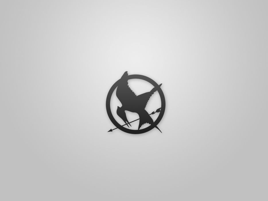icons The Hunger Games Mockingjay wallpaper