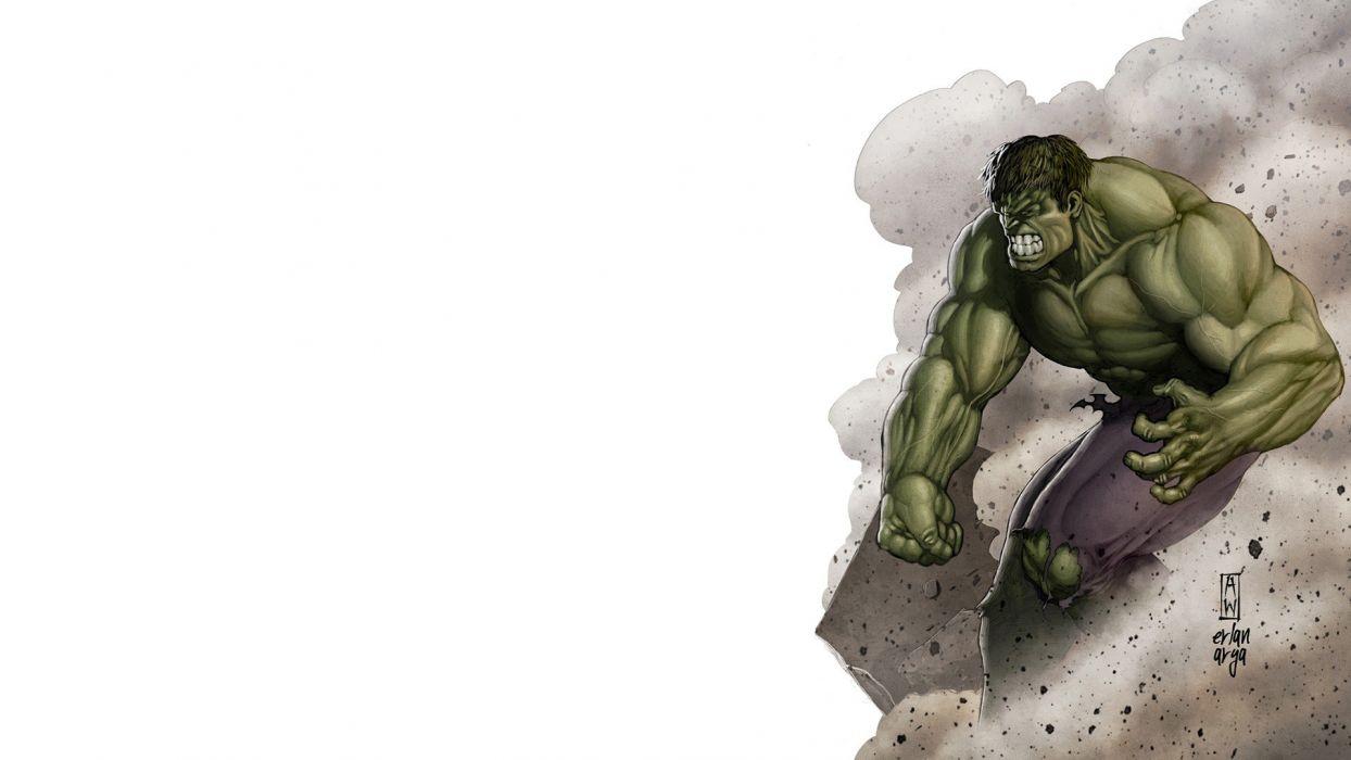 Hulk (comic character) Marvel Comics angry wallpaper