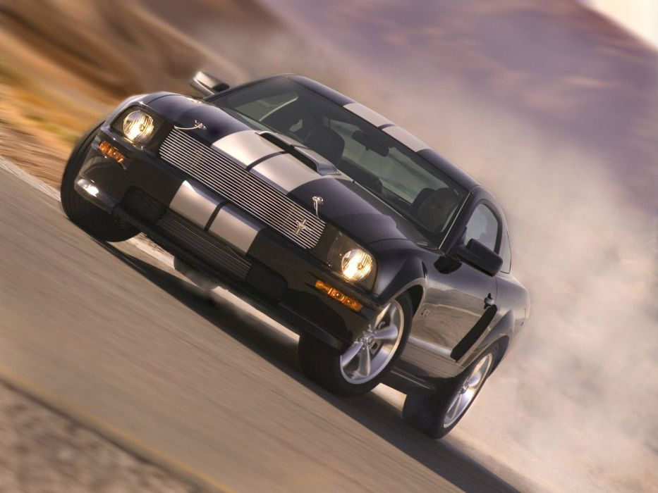 cars Ford Shelby Ford Mustang GT wallpaper