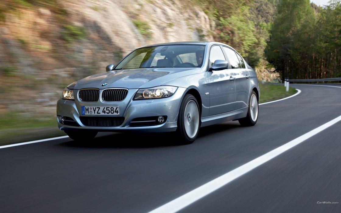 cars BMW 3 Series wallpaper
