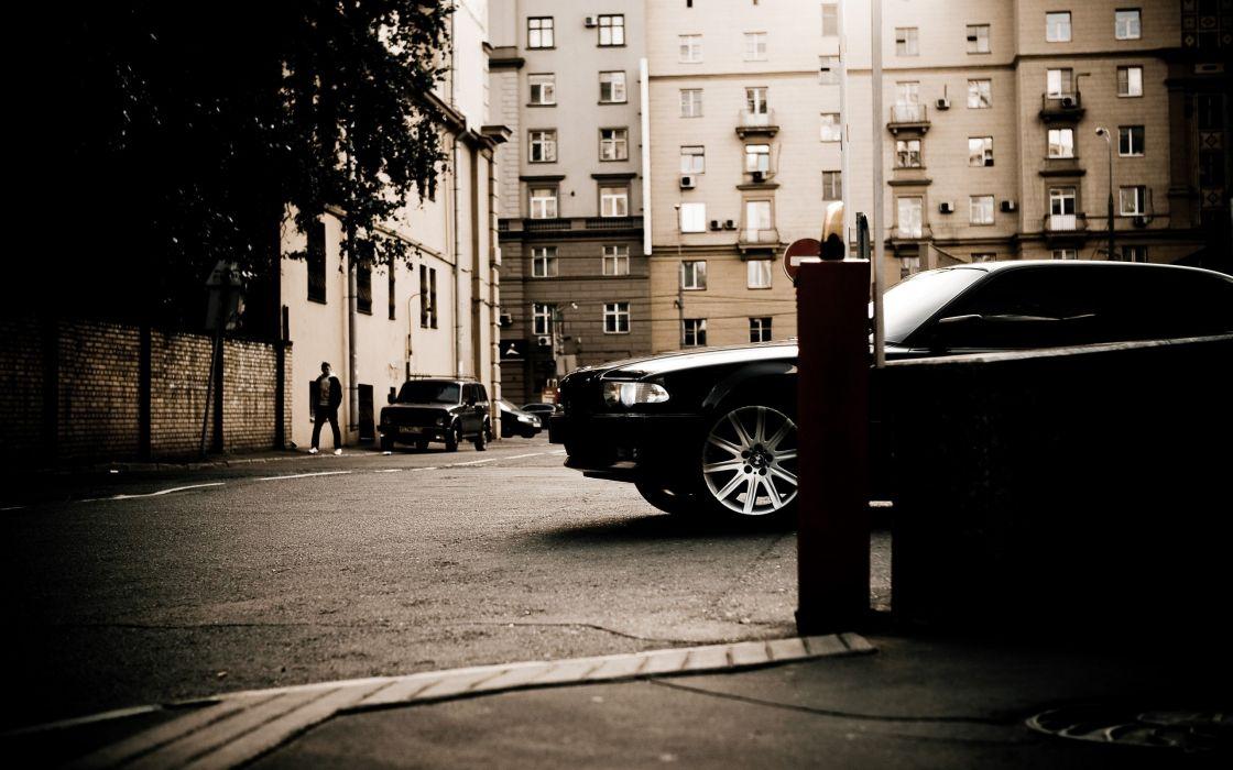 cars cities wallpaper