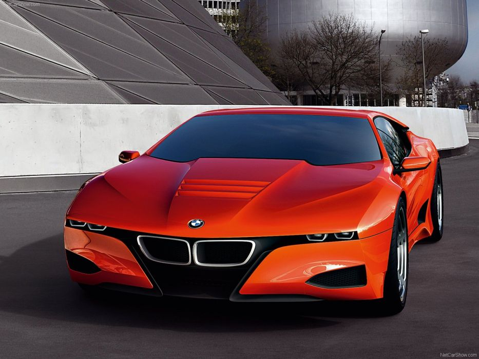 BMW cars euro concept art BMW M1 wallpaper