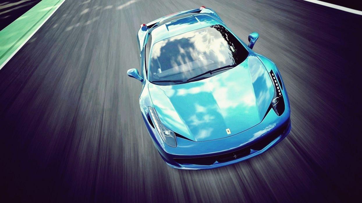 cars Ferrari roads vehicles Ferrari 458 Italia automobile wallpaper