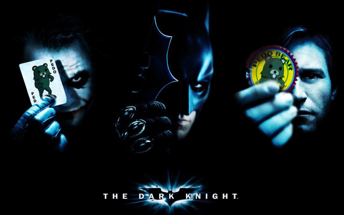 Pedobear The Dark Knight wallpaper