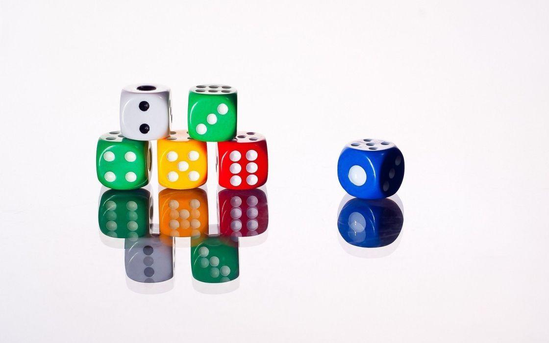 dice wallpaper