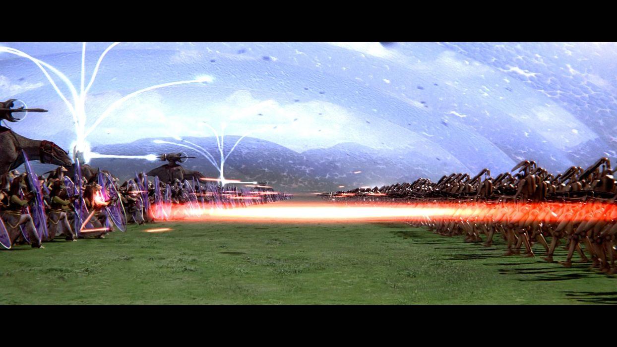STAR WARS PHANTOM MENACE sci-fi futuristic action adventure (4) wallpaper
