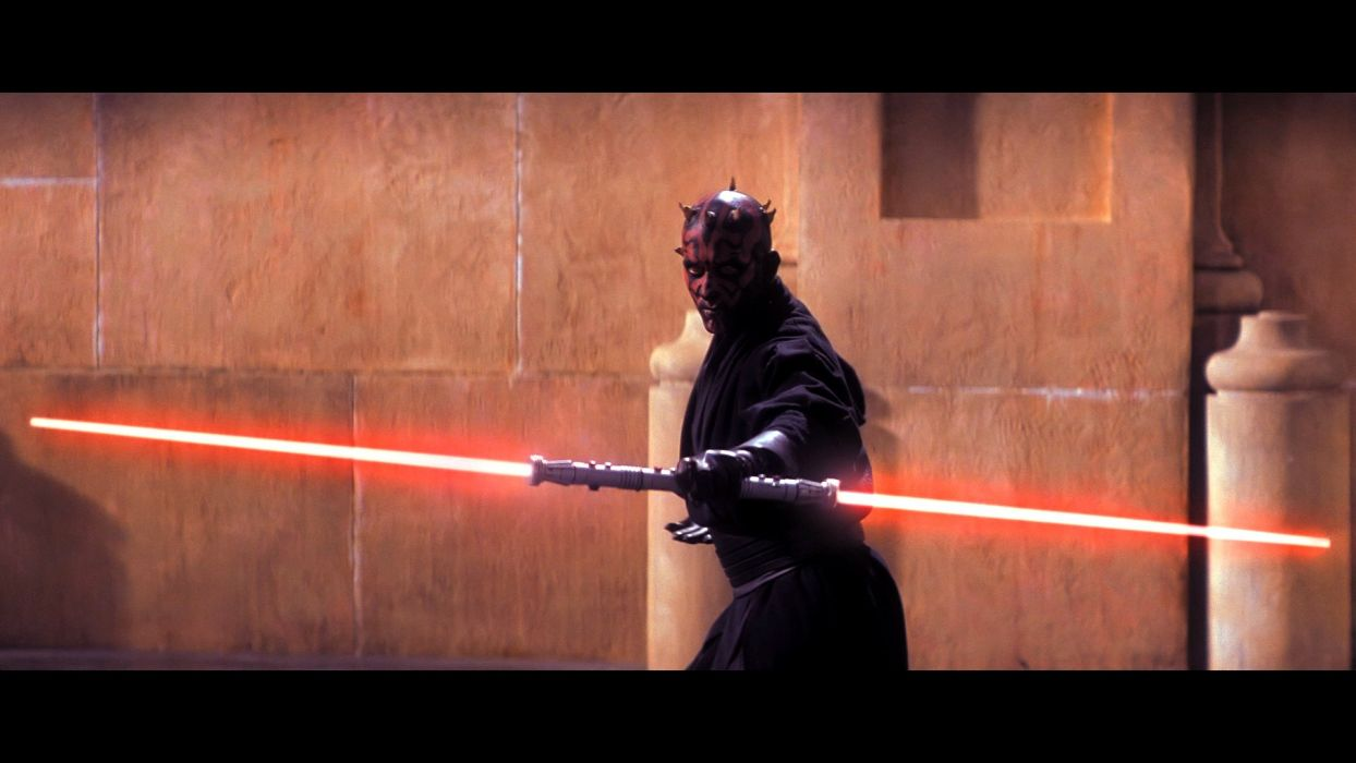 STAR WARS PHANTOM MENACE sci-fi futuristic action adventure (5) wallpaper