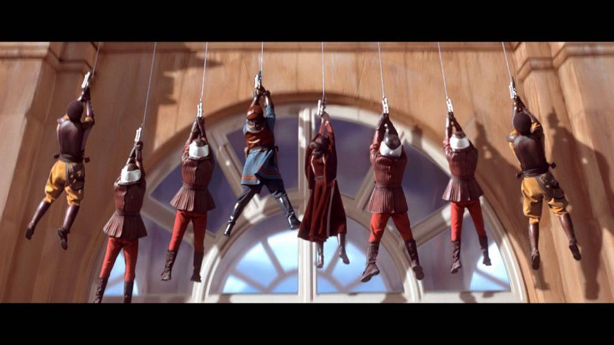 STAR WARS PHANTOM MENACE sci-fi futuristic action adventure (7) wallpaper