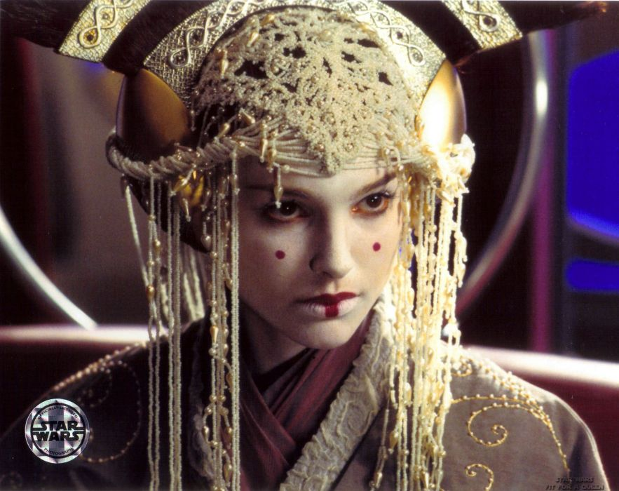 STAR WARS PHANTOM MENACE sci-fi futuristic action adventure (14) wallpaper