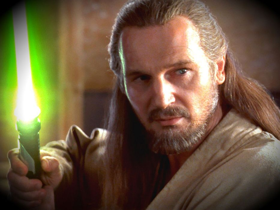 STAR WARS PHANTOM MENACE sci-fi futuristic action adventure (20) wallpaper