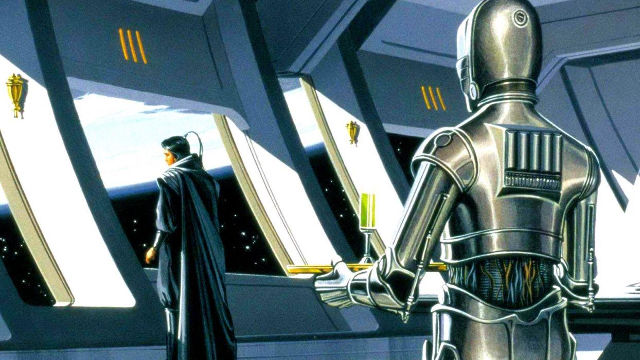 STAR WARS PHANTOM MENACE sci-fi futuristic action adventure (22) wallpaper
