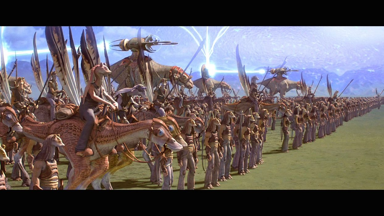STAR WARS PHANTOM MENACE sci-fi futuristic action adventure (26) wallpaper
