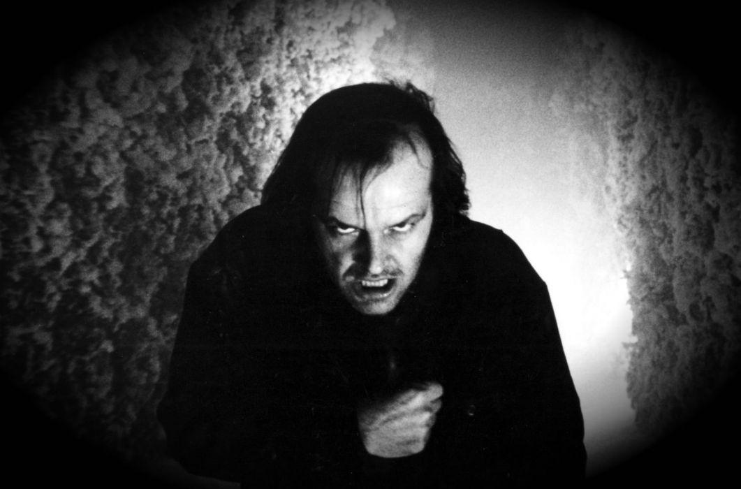 THE SHINING horror thriller dark movie film classic wallpaper