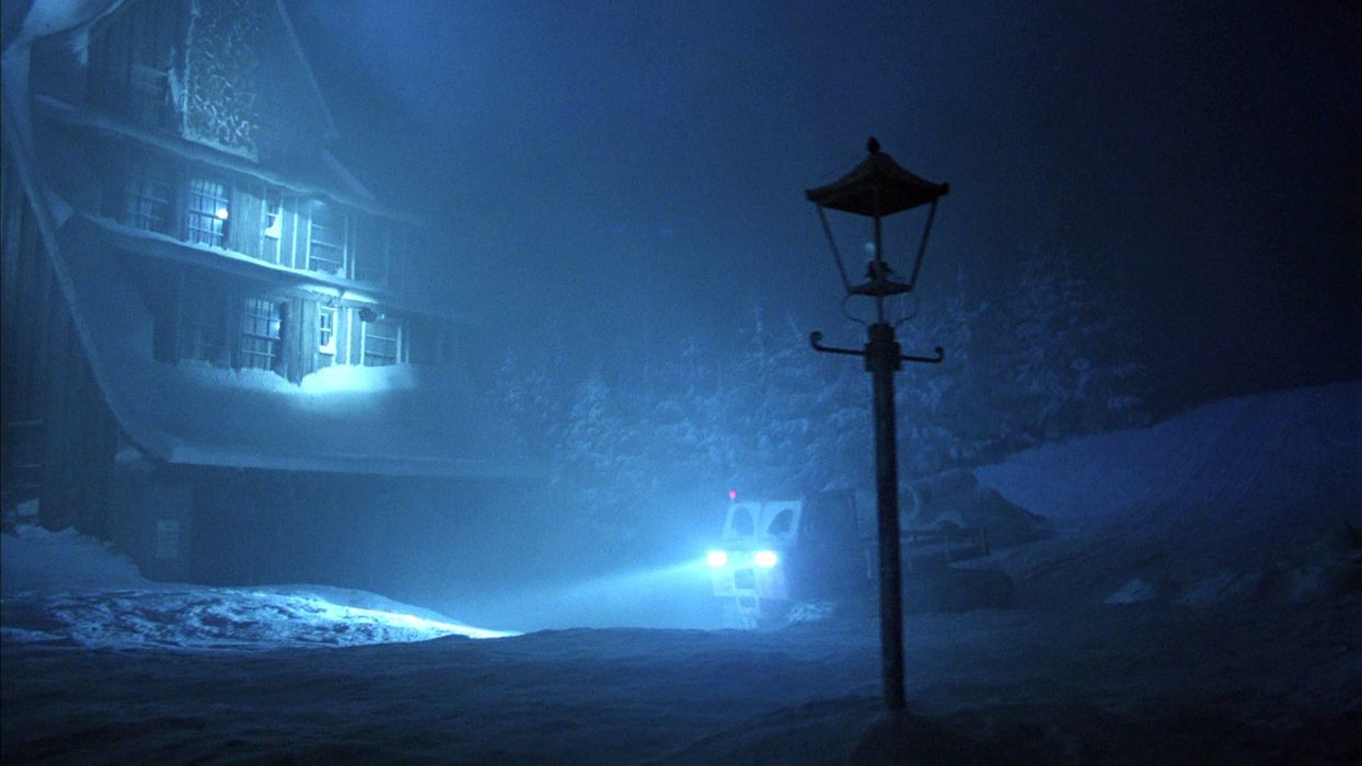 THE SHINING horror thriller dark movie film wallpaper