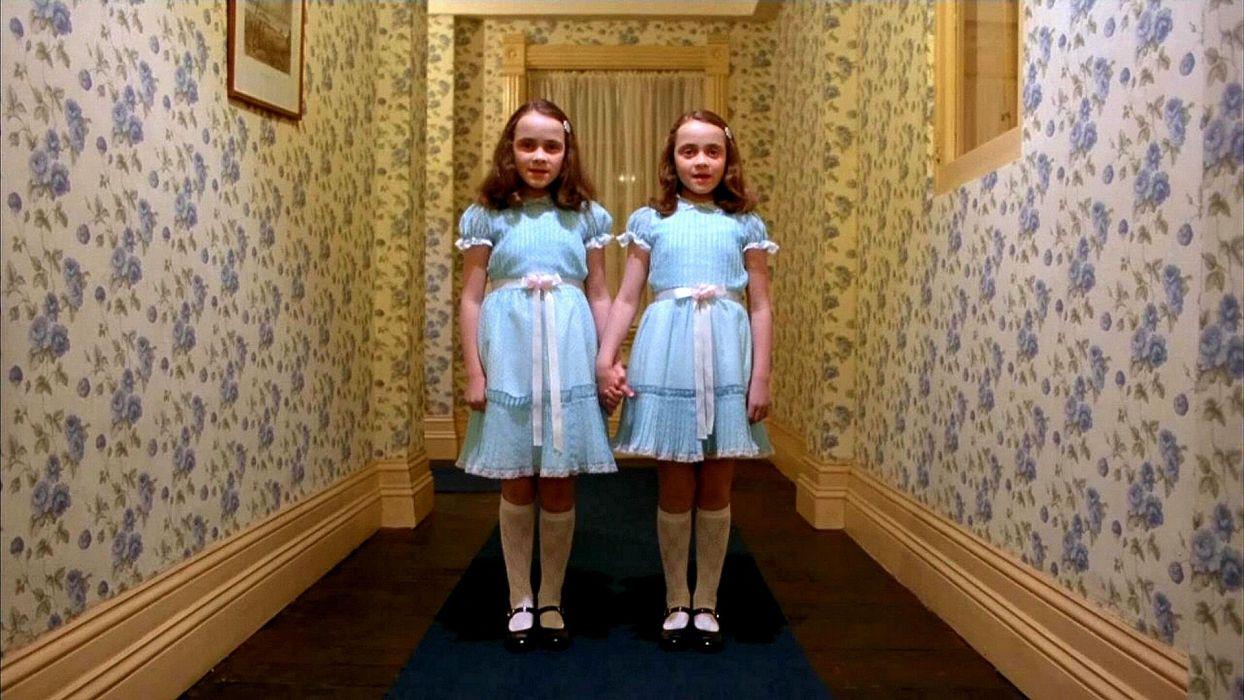 THE SHINING horror thriller dark movie film wallpaper