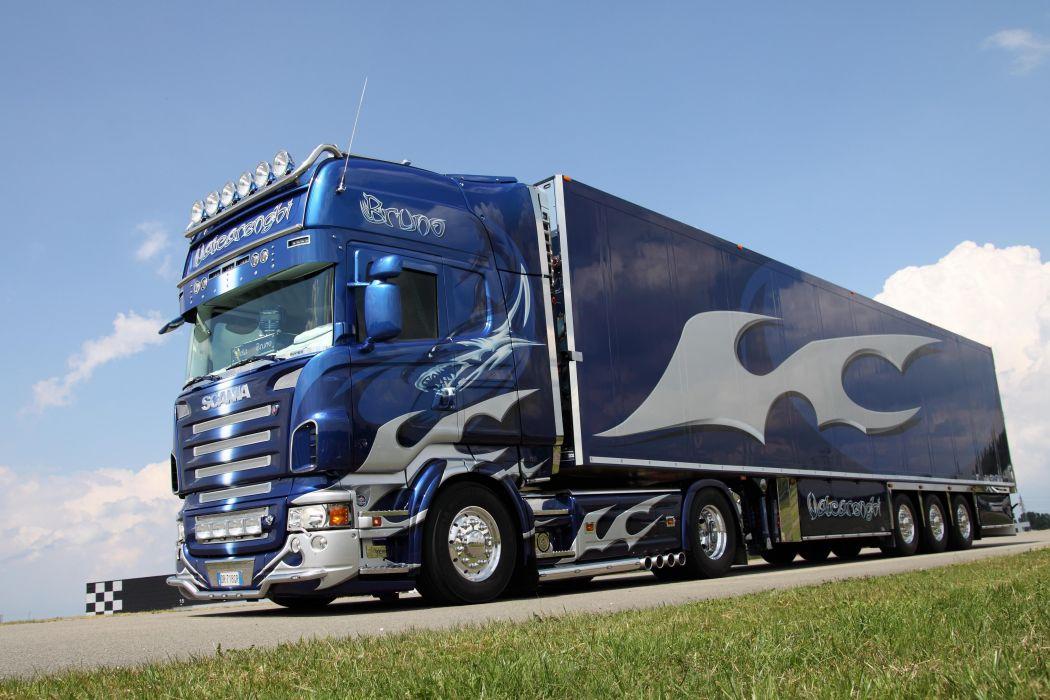 Scania R 620 Topline wallpaper