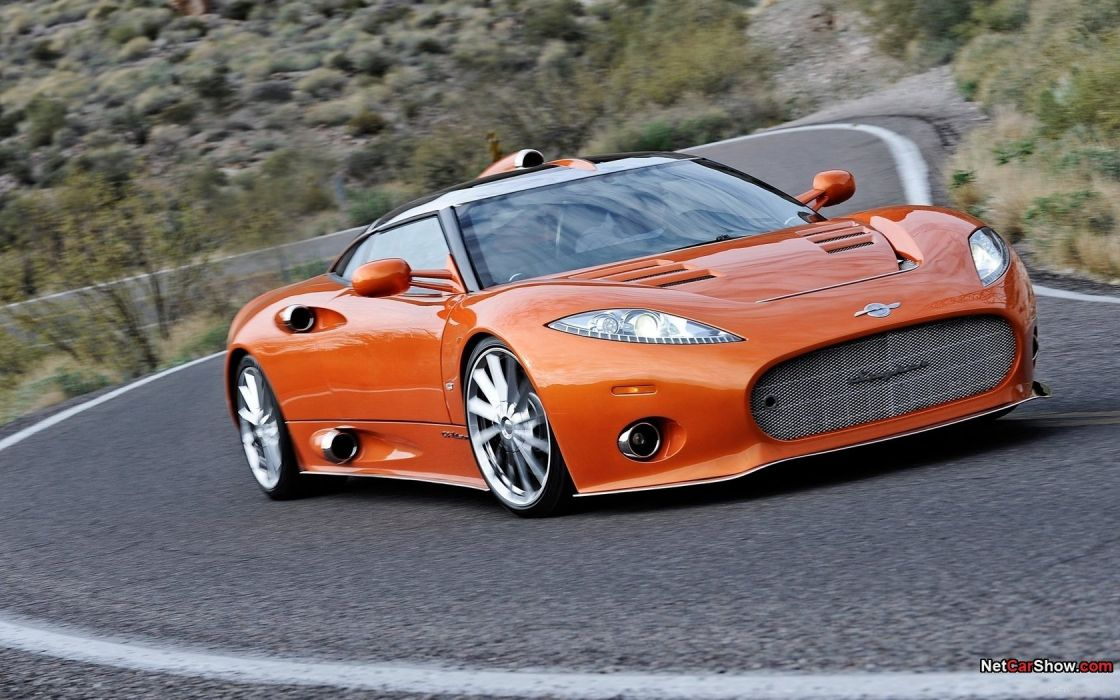 cars Spyker Aileron wallpaper