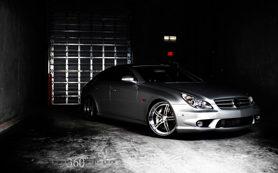 Mercedes-Benz CLS Three Sixty Forged wallpaper
