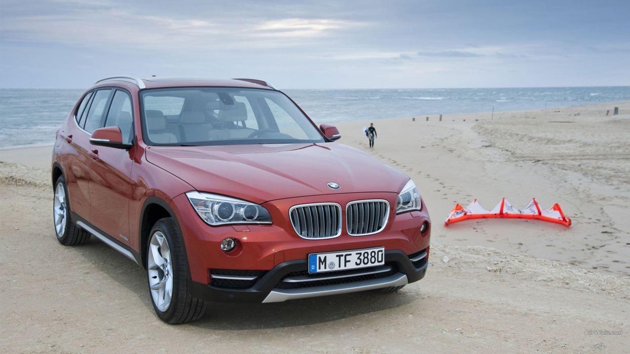 BMW cars BMW X1 wallpaper