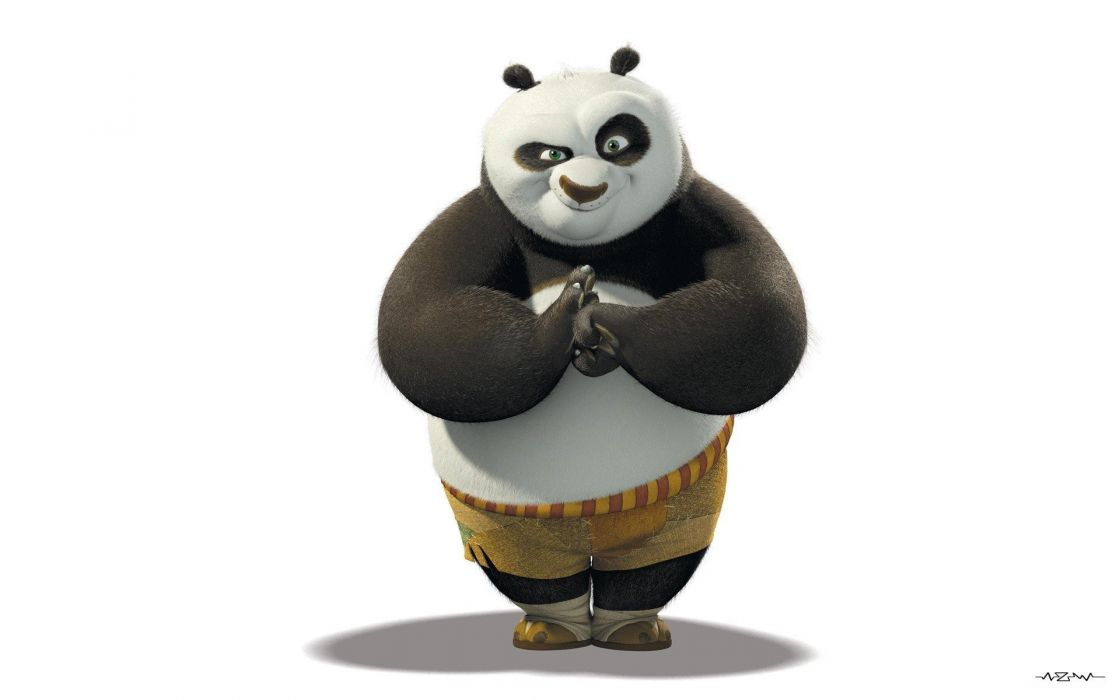 movies comedy animation Jack Black Kung Fu Panda Kung Fu entertainment wallpaper