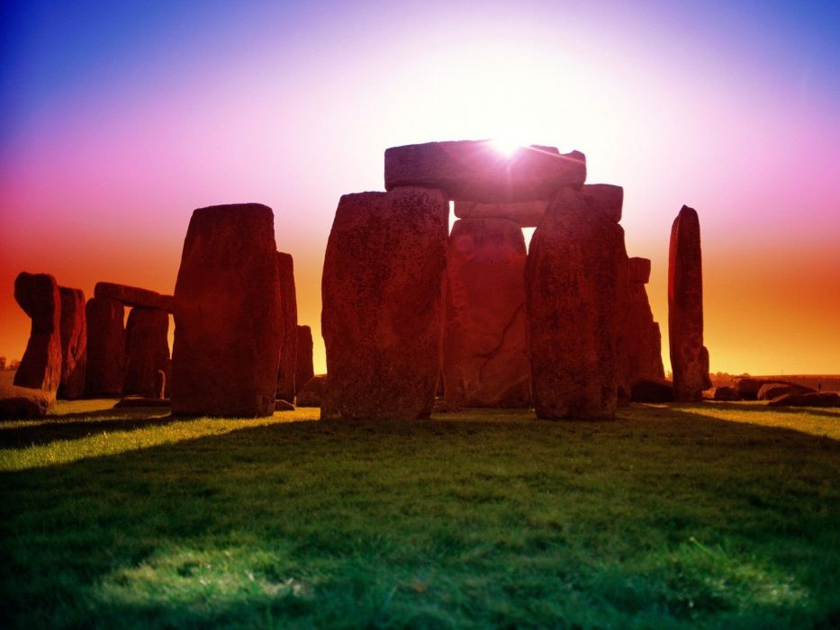 England Stonehenge mystery wallpaper