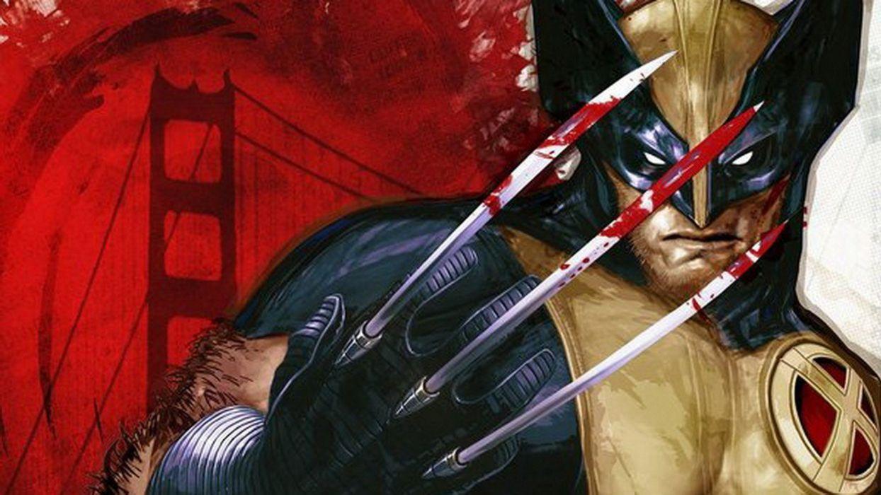 comics Wolverine Marvel Comics wallpaper