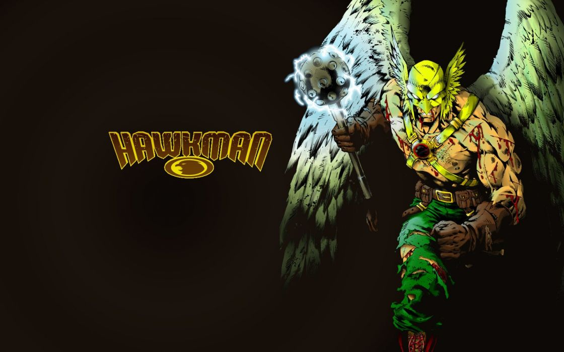 DC Comics Hawkman wallpaper