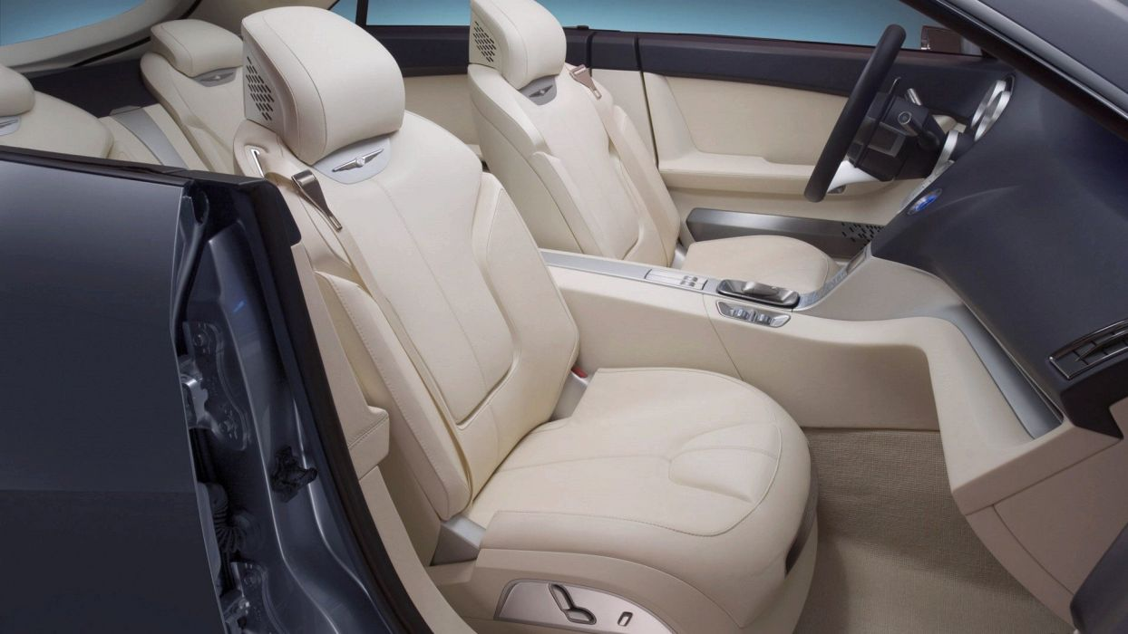 cars car interiors Chrysler Nassau Concept wallpaper