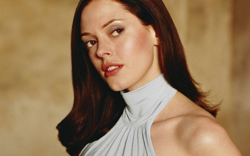 brunettes women models Rose Mcgowan wallpaper