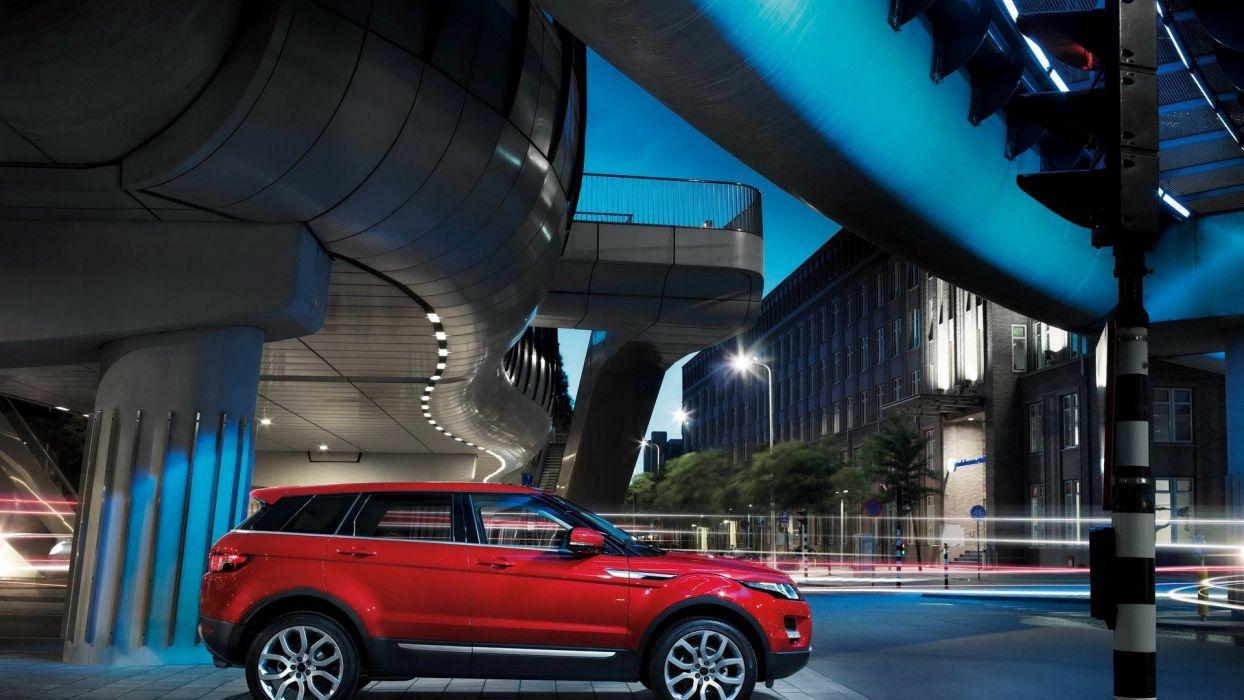 cars auto Range Rover EVOQUE 5-Door wallpaper