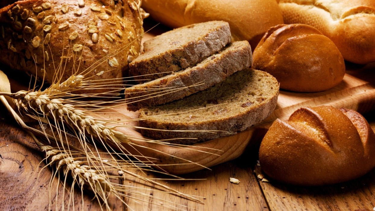 food bread wallpaper