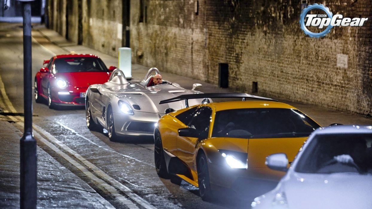 cars Top Gear wallpaper