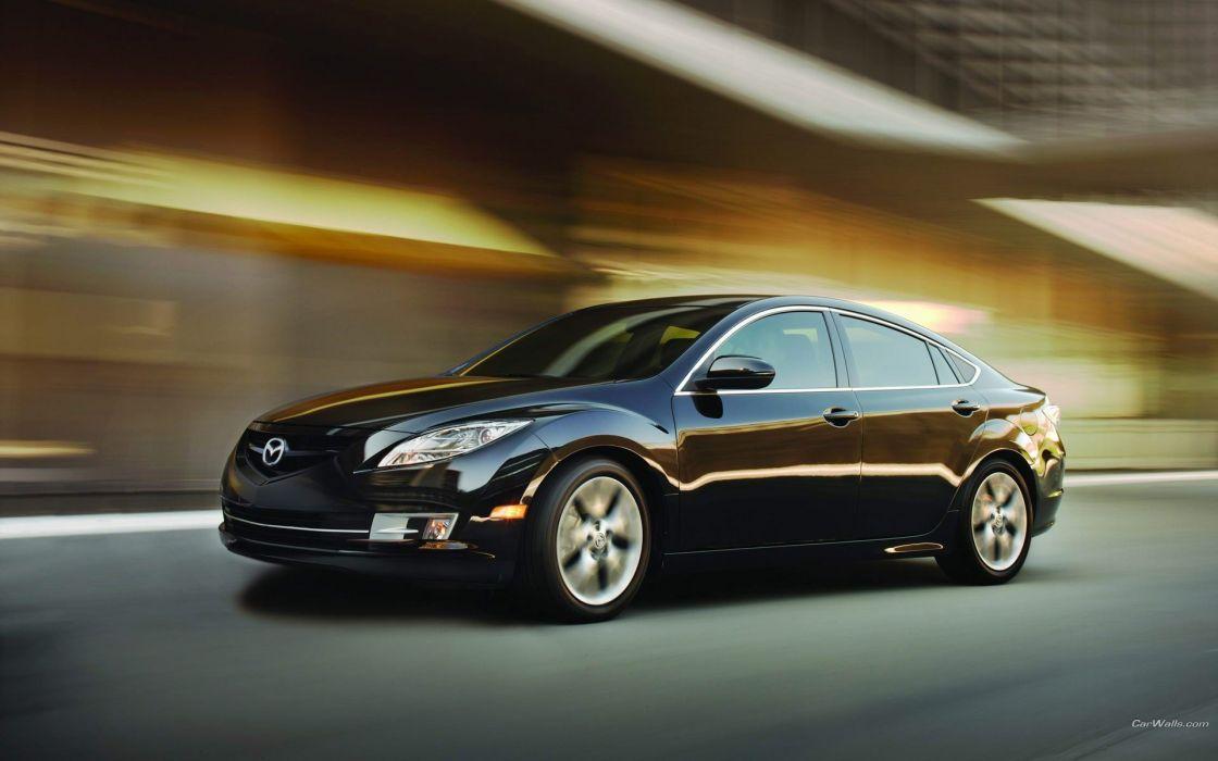cars Mazda 6 wallpaper