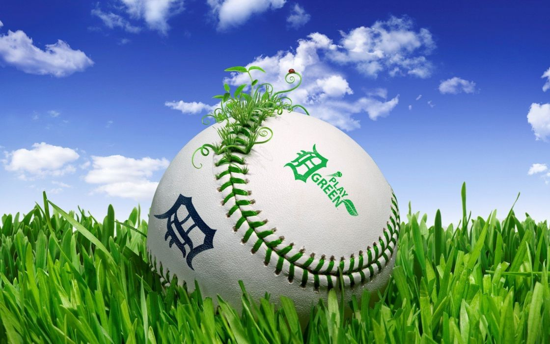 sports baseball Detroit Tigers wallpaper