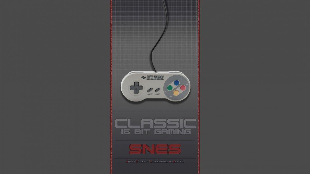 video games Classic Super Nintendo 16-bit wallpaper