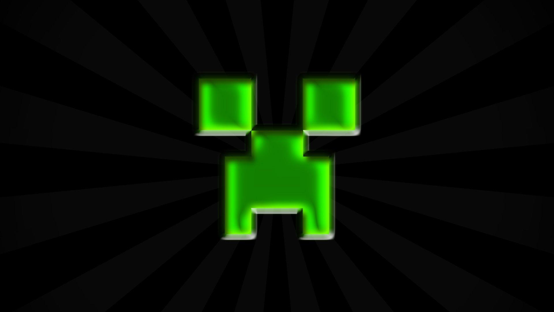 Video Games Creeper Minecraft Wallpaper