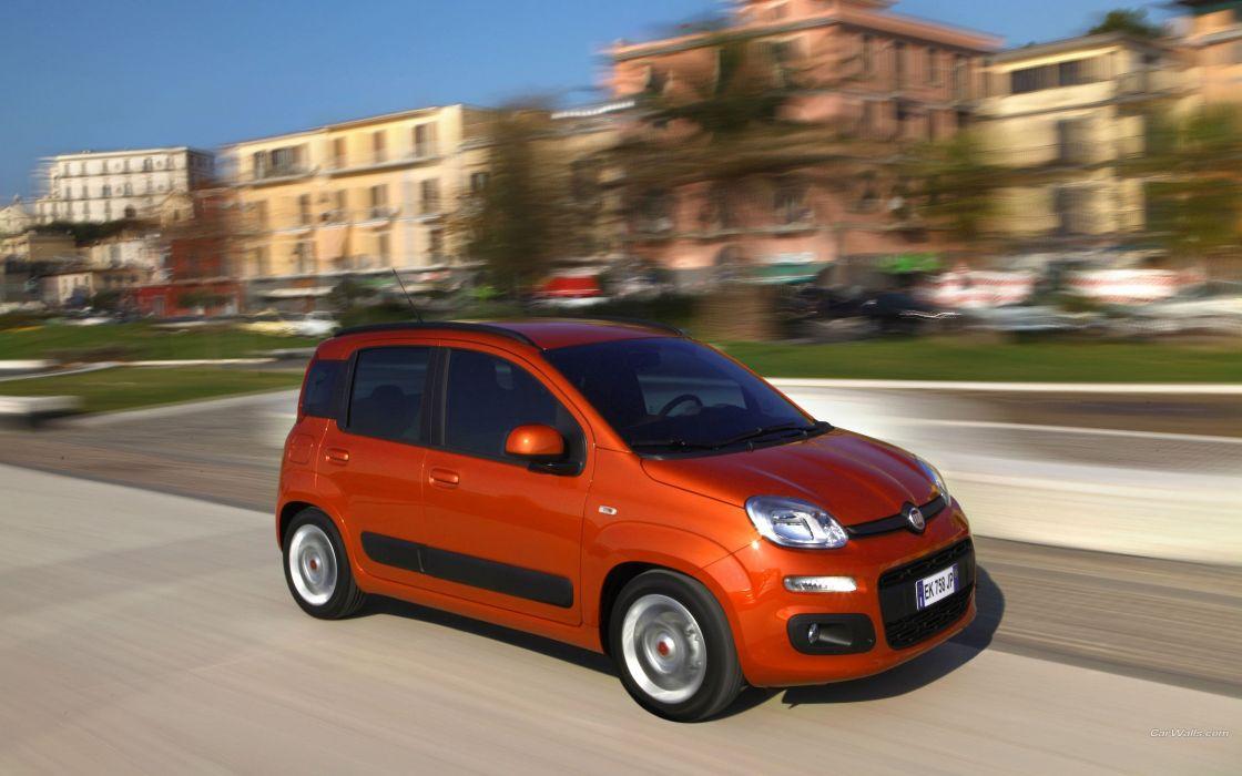 cars Fiat wallpaper
