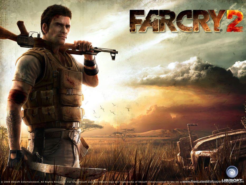 video games Far Cry 2 wallpaper
