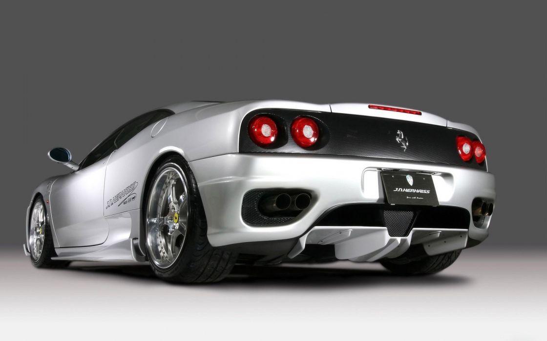 cars Ferrari low-angle shot wallpaper