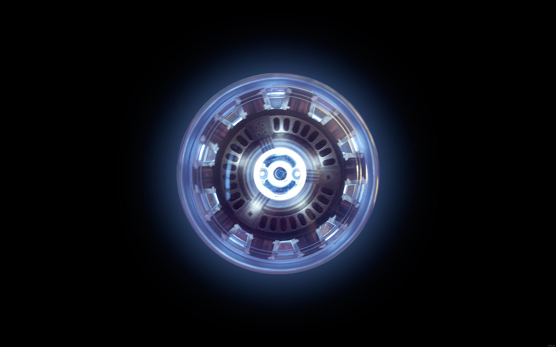iron man arc reactor wallpaper 1920x1200 254303