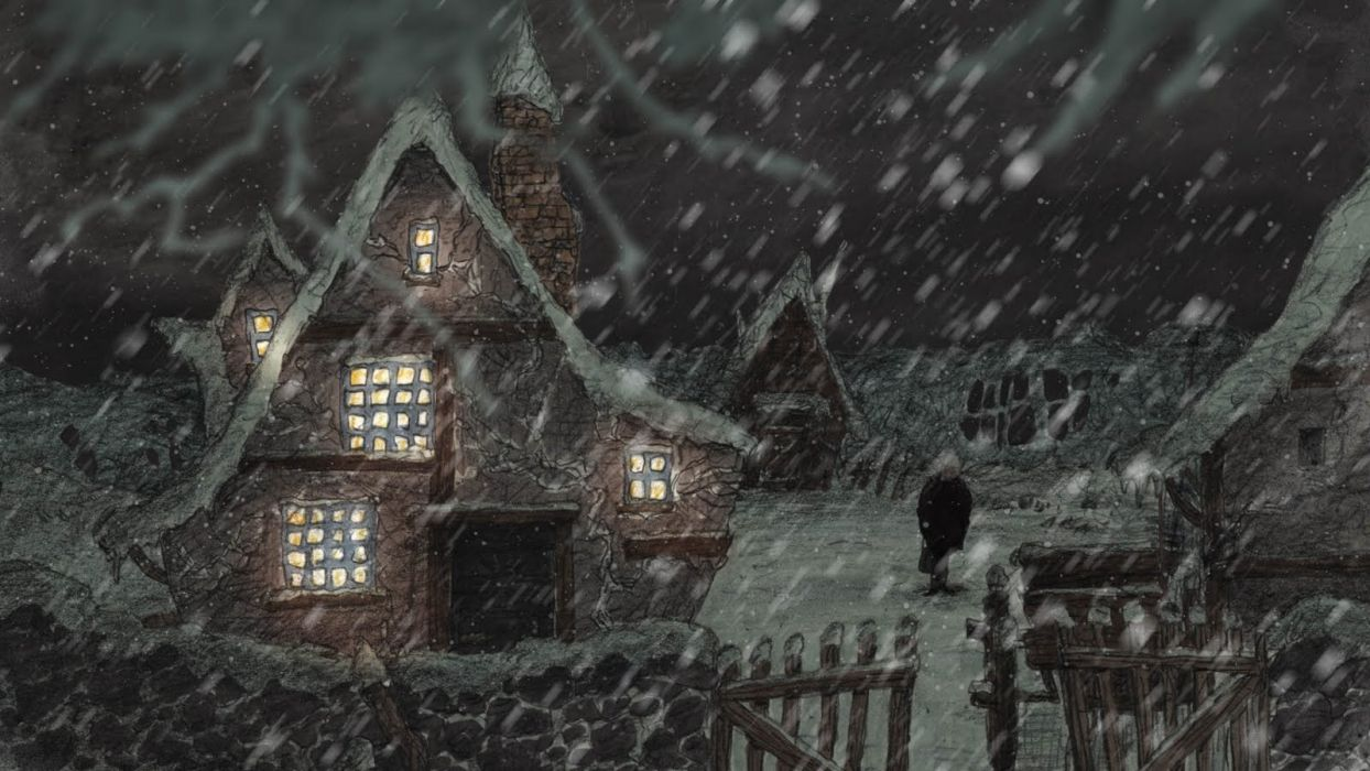 animation Franz Kafka A Country Doctor wallpaper