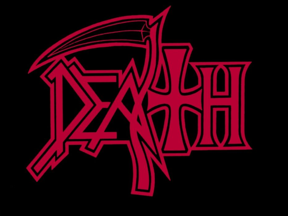 death logos bands wallpaper