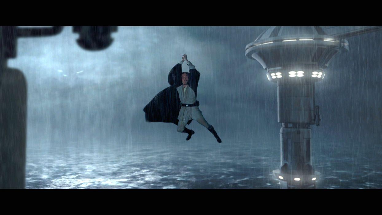 STAR WARS ATTACK CLONES sci-fi action futuristic movie film wallpaper