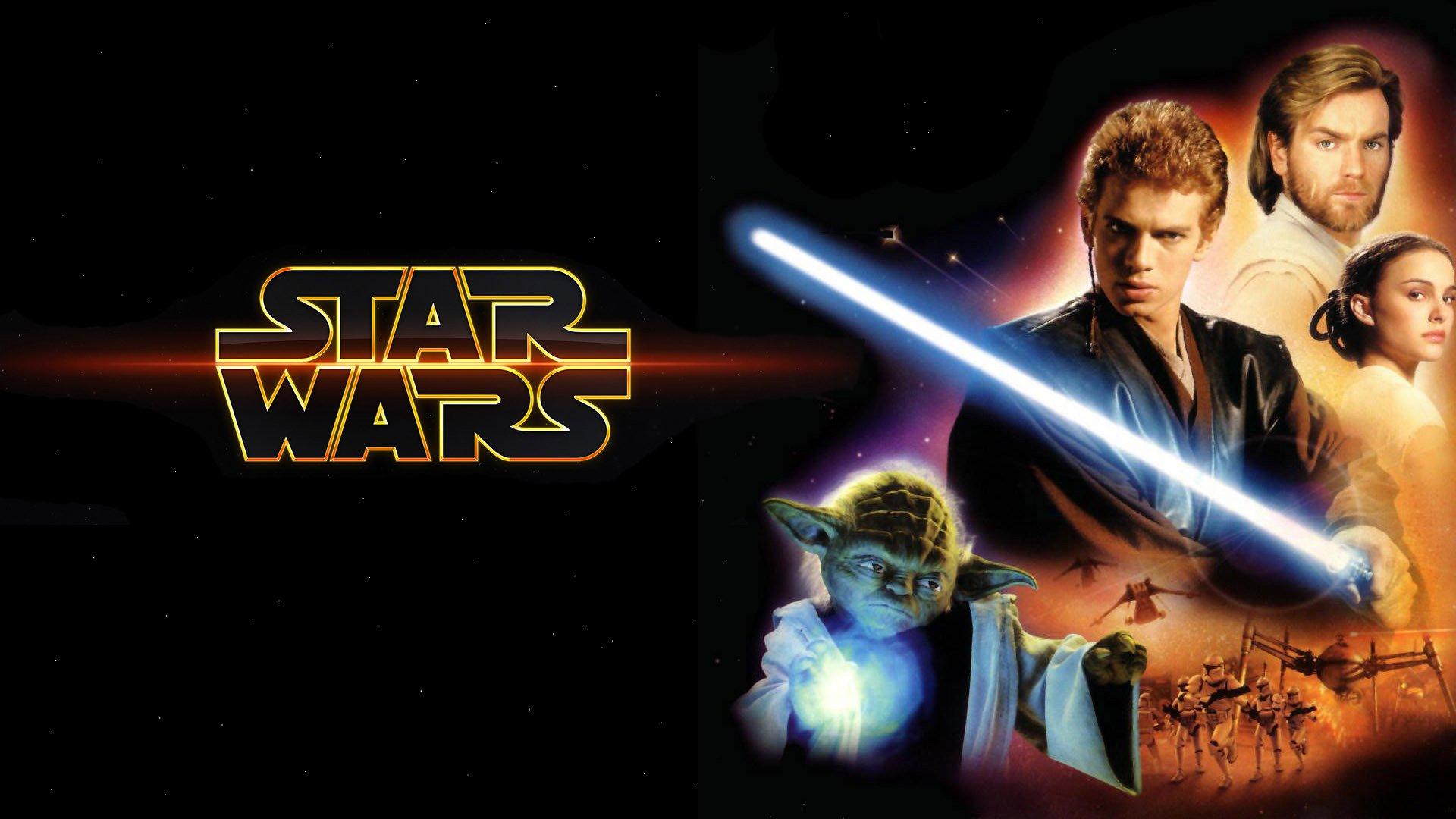 STAR WARS ATTACK CLONES sci-fi action futuristic movie ...