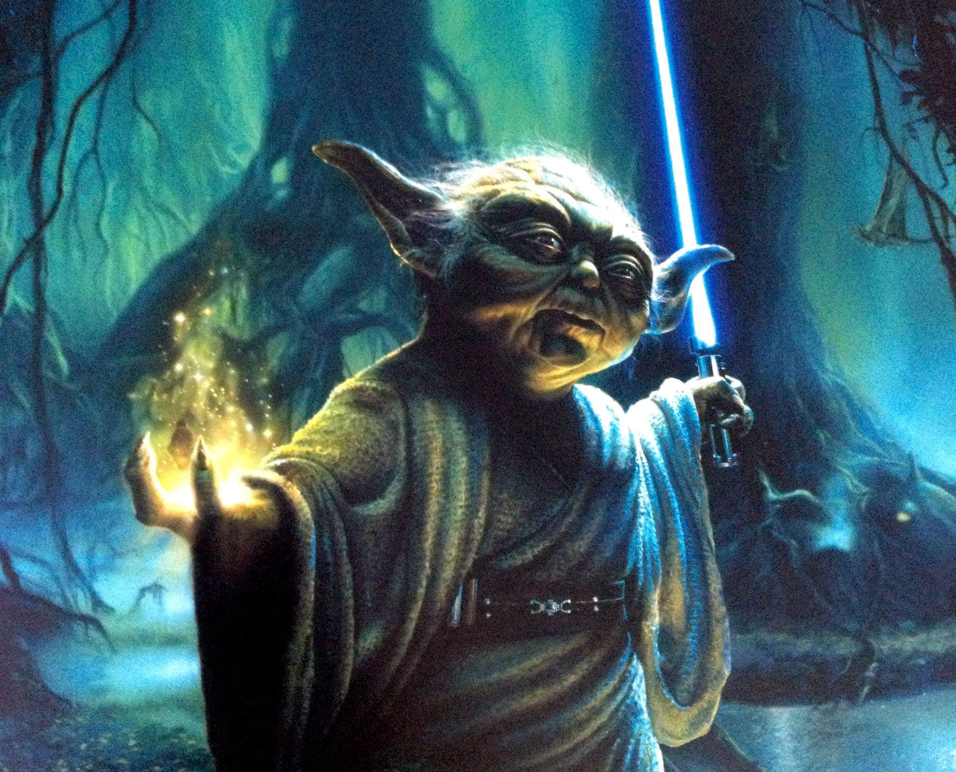 Star Wars The Clone Wars Film Star Wars Attack Clones Sci-fi
