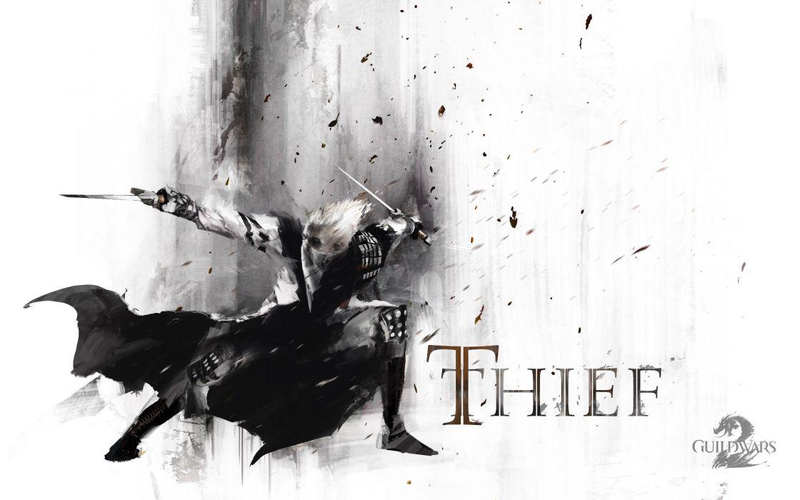 video games MMORPG Guild Wars 2 wallpaper