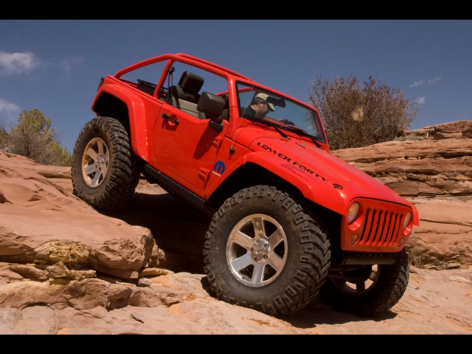 red vehicles red cars ATV offroad wallpaper